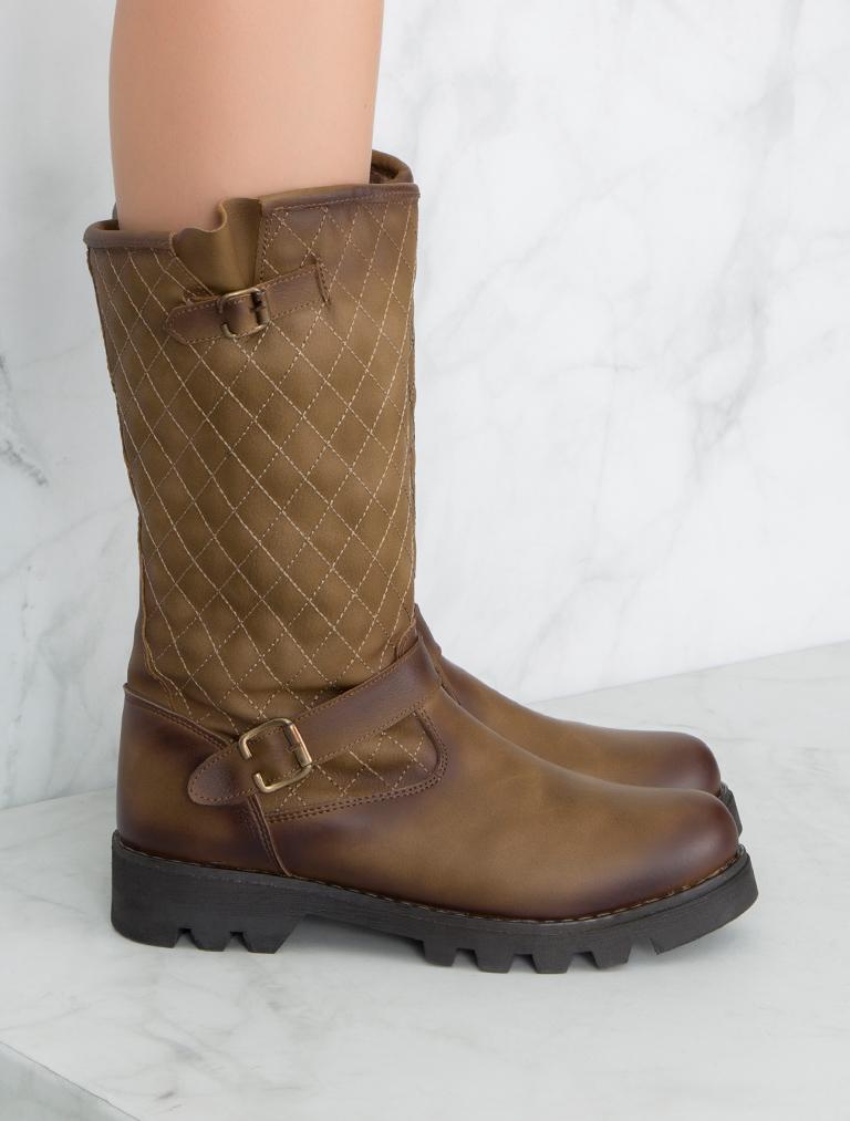 ÇİZME Rain Vizon Kapitone Çizme