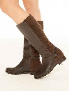 Lloyd Kahverengi Kombin Çizme