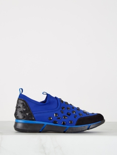 Davis Mavi Taşlı Spor Ayakkabı