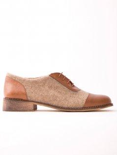 Mocca Taba Loafer Ayakkabı
